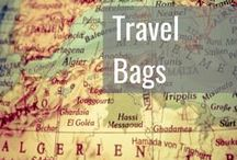 Travel Bags / Any and all bags you will need for any and all traveling adventures.