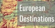 European Destinations / Search for a European Destination for your next holiday.