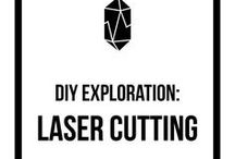 DIY Exploration: Laser Cutting / laser cutting tips, laser cut inspiration, laser engraving tips, laser engraving inspiration, laser, engrave, handmade, creative, DIY, monthly challenge, inspiration, community, exploration, laser engraving techniques, laser cut, cut, silhouette, xacto knife, invitations