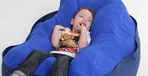 Poduszki STABILO/Stabilo Cushions / Ciekawe rozwiązania dla osób o specjalnych potrzebach - fotelik samochodowy, pufa do siedzenia, czy poduszki do wózka. Ponadto sporo ciekawych infografik :)