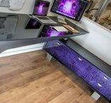 Pedulla Studio Desks / Furniture designed and made by Pedulla Studio. For more information visit www.pedullastudio.com.au