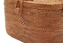 Rattan Ata Bag / Wholesale and Retail Rattan Bag From Bali With Good Quality