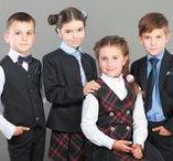 Наш одяг / Шкільна форма для дітей від 6 до 11 років