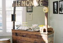 lemonade stand / by JenMarie EmbellishingLife