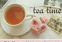 Tea Time / by Mary Tufts