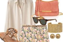 Spring-Summer Wear / by Courtney Morgan