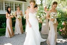 Bridesmaids  / by Courtney Morgan