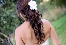 Wedding Hair, Makeup, & Nails / by Courtney Morgan