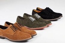 Kicks & Brogues / A man's shoes, whether kicks or brogues, tell about him more than 1000 words could ever say.