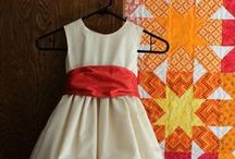 Kid Clothes / more ideas for grandgirl / by A Quilter's Table