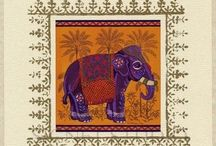 Love All Things With Elephants / by Liz NY