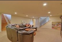 Finished Basements / Need we say more...