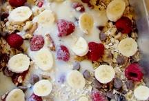 Breakfast / by Courtney Morgan