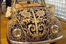 Zoooom zoom zoom / Muscle cars,hippie buses, bikes, and antique cars I just love!  / by Sandra Nilson