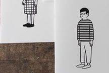 ♥ Illustrations / by MOOK.
