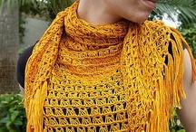 Crochet broomstick