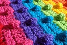 Crochet a rainbow