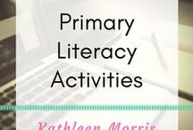 Primary Literacy / Engaging literacy activities to try in the primary classroom