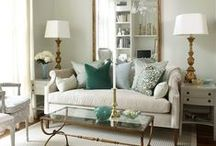 Interior: Living room  / by Kristina Sowsun
