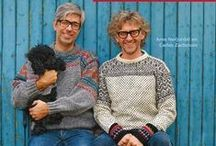 Knit and crochet like Arne and Carlos