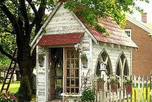Garden Houses / by Kimberly W.