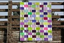 Postcard Quilts / Quilts or projects using The Postcard Block: http://pdf.aquilterstable.com/POSTCARD%20BLOCKS%20tutorial.pdf