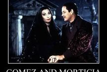 Addams Family / Love them in all their many incarnations!