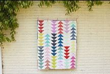 :: Flying Geese :: / by A Quilter's Table