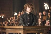 Game of Thrones / Winter is coming. Or the next season of Game of Thrones. Everything you could want from the HBO show.
