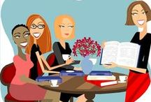 Book Clubs & Discussions / book discussions, book clubs, books to use for book club discussions.