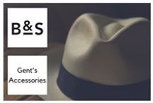"""Elegant and Covetous Gentlemen's Accessories /  """"Looking good isn't self-importance; it's self-respect."""" – Charles Hix  A collection of stunning gentlemen's accessories, both the affordable and the inspirational."""