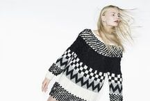 GRAPHIC NORDIC KNITS