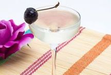 Summer Drinks / Summer is here, it's hot and what you need most of all is a refreshing drink. From alcoholic, amazing cocktails to nonalcoholic, mouth-watering smoothies, here are some recipes and easy ideas to parch your thirst.