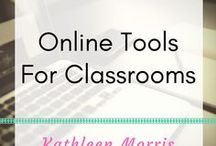 Online Tools for Classrooms / Free web tools for teaching and learning