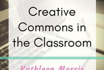 Creative Commons in the Classroom / Legally and ethically sourcing images etc for classroom use
