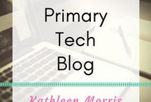 Primary Tech: Kathleen Morris's Blog / Primary Tech is a blog written by teacher, Kathleen Morris, about educational blogging, global collaboration, and stress-free technology integration.