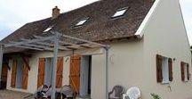 Rénovation d'une ancienne ferme en pierres - Saint Marcel (71)