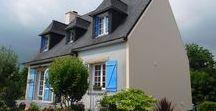 Isolation thermique des pignons d'une maison Néo-bretonne - Guipavas (29)