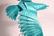 origami difficile