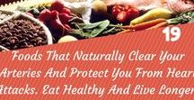 Foods that prevent heart attack / How to clear your arteries? Here are some drinks and foods that keep your heart healthy