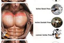 Exercises for Men / Keys To An Aesthetic Body