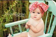 Shoot: 6m baby girls / by Esme Ramirez