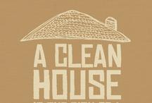 CleanClean*CLEAN*CleanClean / by Lesley Kite