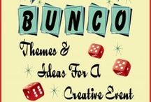 All things Bunco / food, prizes, general craziness - all in the sacred name of BUNCO! / by Shergrpie