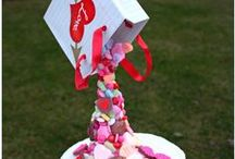 Love & Valentines Cakes, Sweets, and Ideas / Featuring the CUTEST cakes, desserts, and sweets for Valentine's Day, Anniversaries, and more!