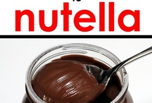 * nutty for Nutella *
