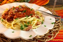 "** Deliciously ITALIAN !! ** / Ciao! Welcome to this popular board for wonderful Italian / Italian-American recipes! -> To join Follow all of my boards, then go to www.italianbellavita.com & send your email privately through ""CONTACT"".  NON-ITALIAN FOOD PINS are REMOVED.  Over-pinners of their own pins are removed.  Pasta, Italian Food, Italian cuisine, Italian recipes,"