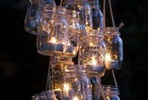 What to do with ALL THESE JARS!! / by Beth Harris