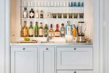 Fun House: Wet bar/ Pantry / by Philip Burke