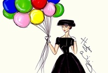 Hayden Williams / 21 yr old British Fashion Designer/Illustrator, love his illustrations.